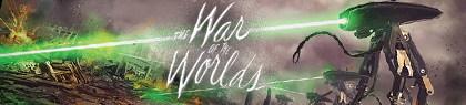 Banner Picture of The War of the Worlds Game