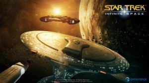 Star Trek - Infinite Space - Federation Ships
